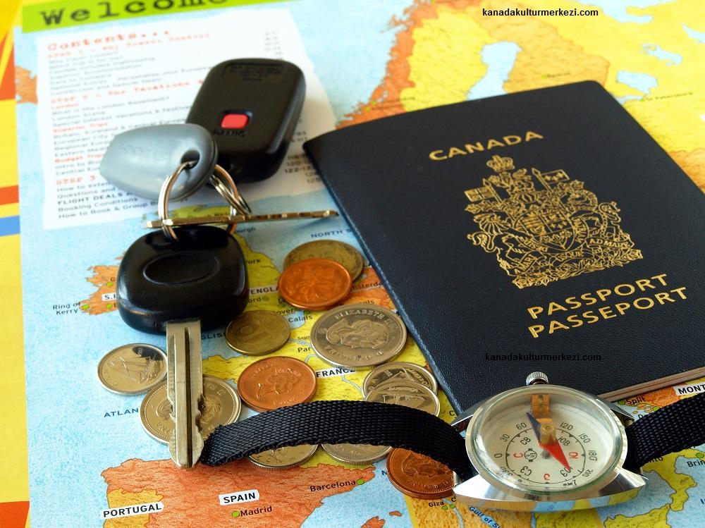 Kanada Vizesi