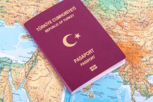 Kanada Vizesi Yeşil Pasaport